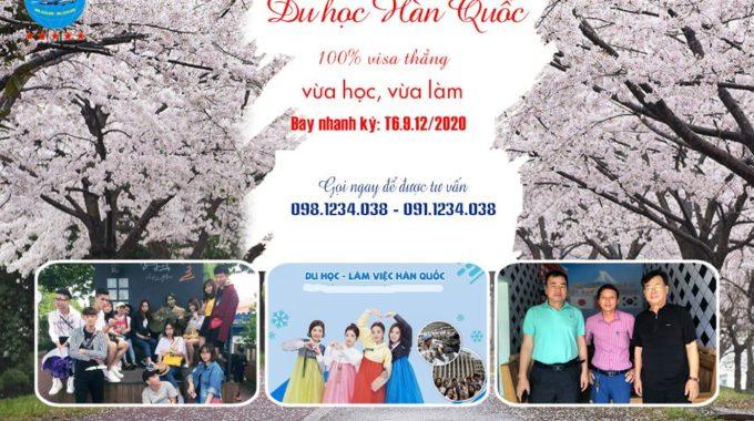 TUYỂN SINH DU HỌC NGHỀ HÀN QUỐC(visa D4-6)